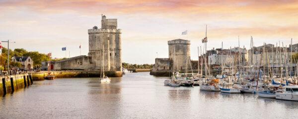 Sorties à la Rochelle